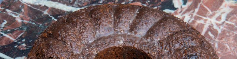 Rotweinkuchen aus der Pfalz