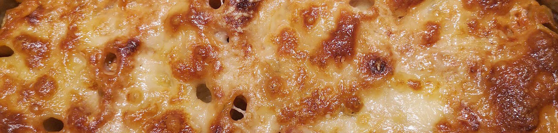 Nachgekocht – Rigatoni-Torte