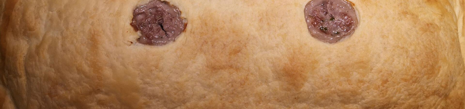 Münstertaler Pastete – verfeinert mit einer Rotwein-Marinade