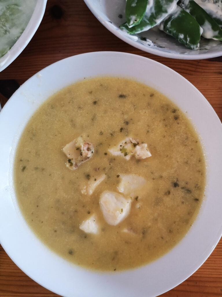 Ostfriesische Fischsuppe