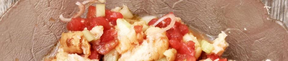 Panzanella oder Brotsalat – frisches Gericht für warme Sommertage